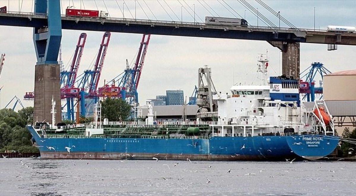 PRIME ROYAL SHIPPING PTE LTD